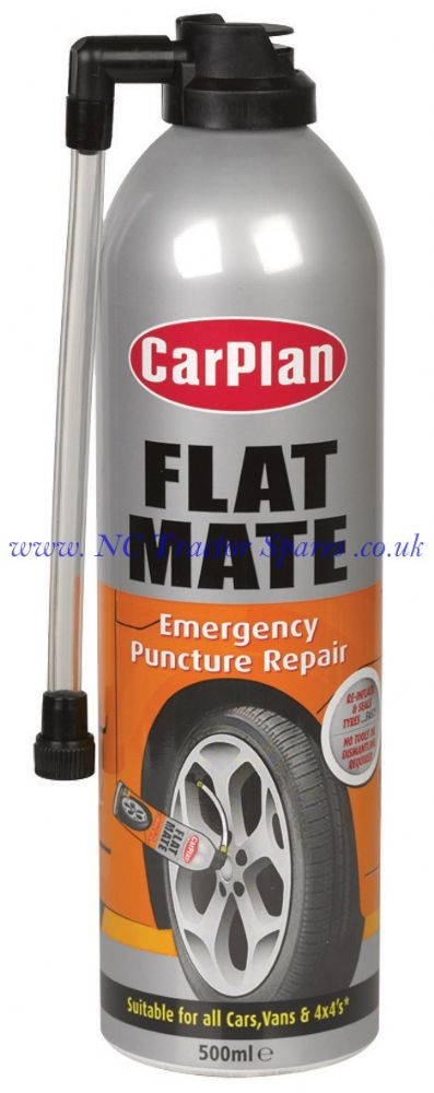 Flat Mate Tyre Repair 500ml